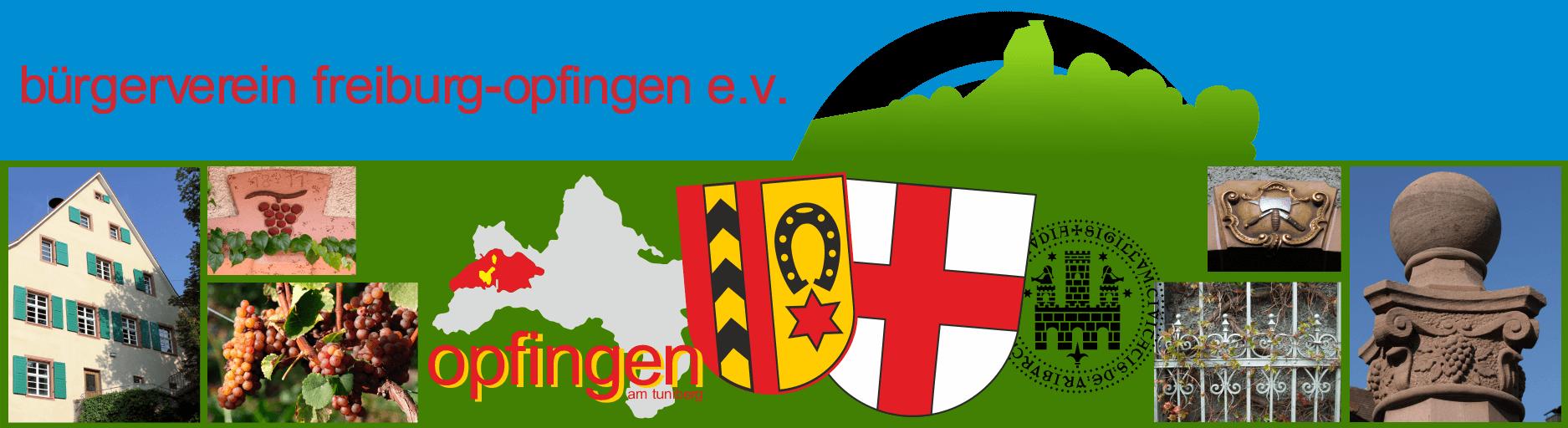 Bürgerverein Freiburg-Opfingen e.V.